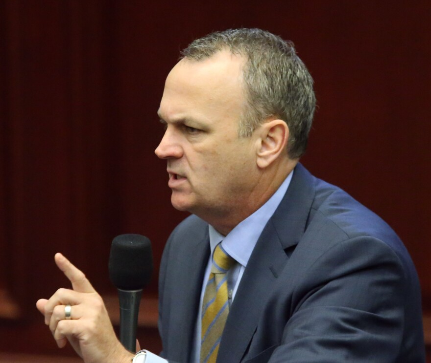 House Appropriations Chairman Richard Corcoran, R-Land O'Lakes