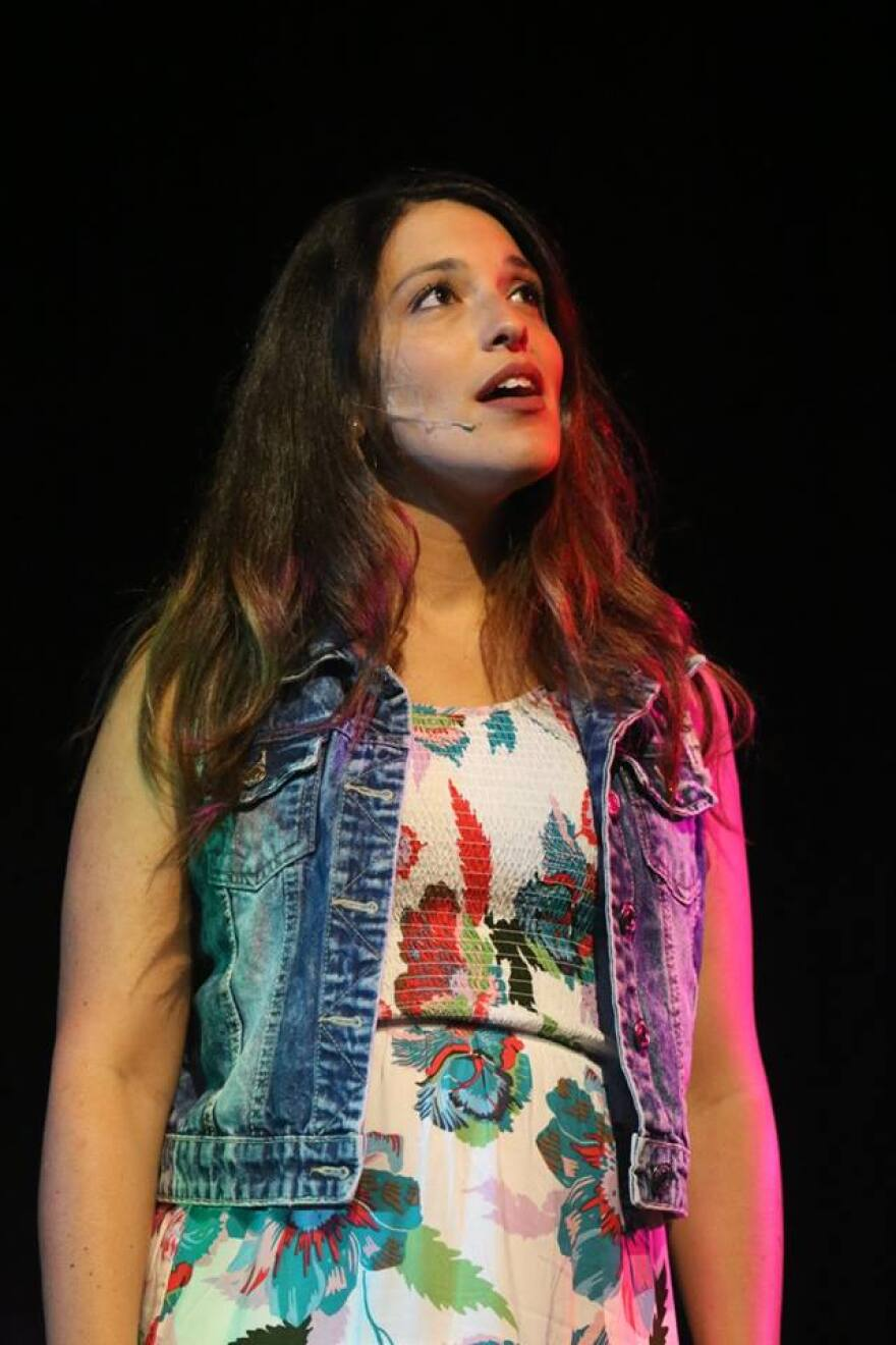 Natasha Toro Fischer played Vanessa in R-S Theatrics' production of 'In the Heights' last August.