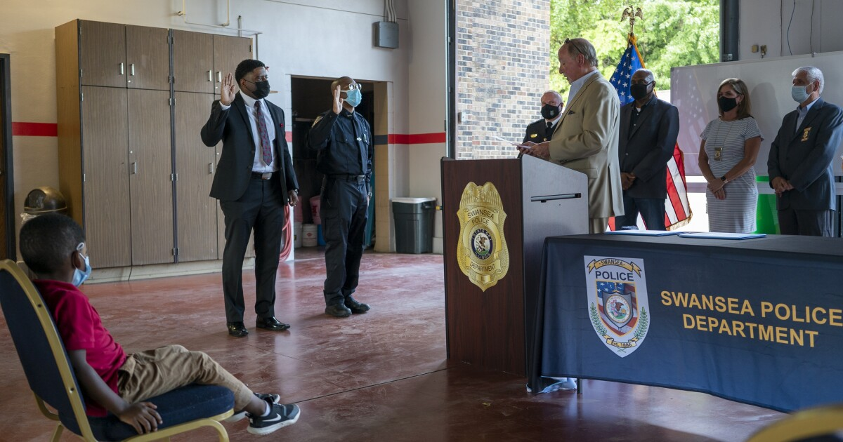 Swansea Police Hire First Black Officers, Reflecting Demographic Shifts