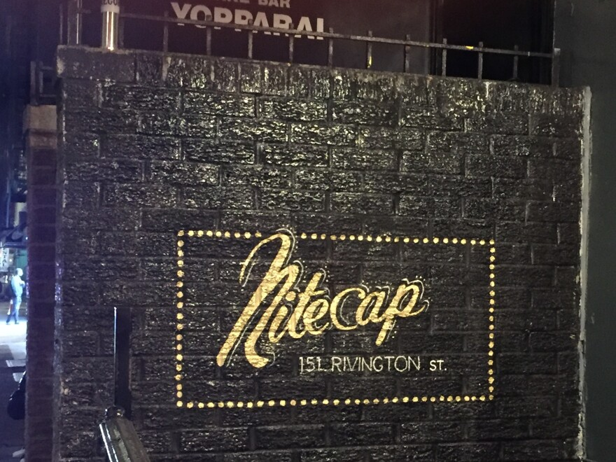 Nitecap is one of many New York City bars and restaurants forced to close by the pandemic.