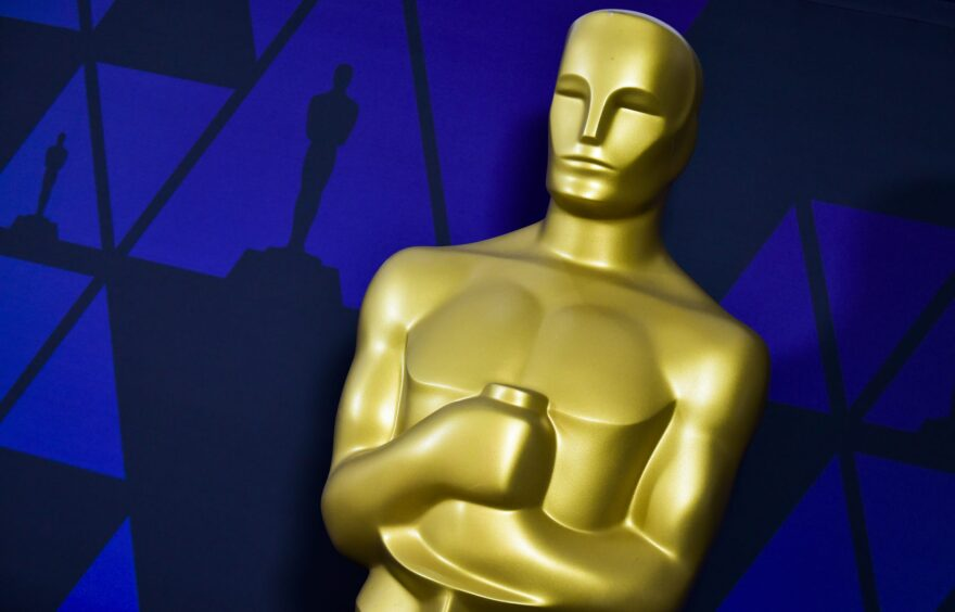 We listen to this year's nominees for the Academy Award for Best Original Song. (Rodin Eckenroth/Getty Images)