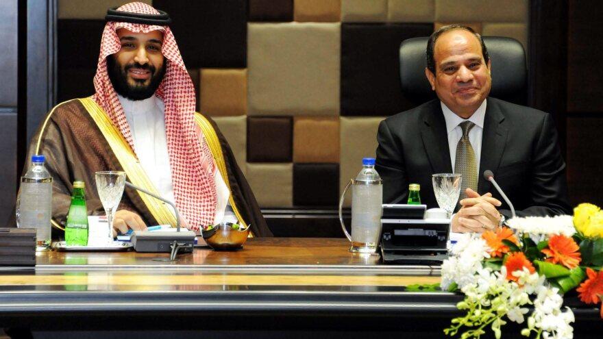 Earlier this month, Mohammed bin Salman, Saudi Arabia's new deputy crown prince, met with Egyptian President Abdel Fattah el-Sissi in Cairo.
