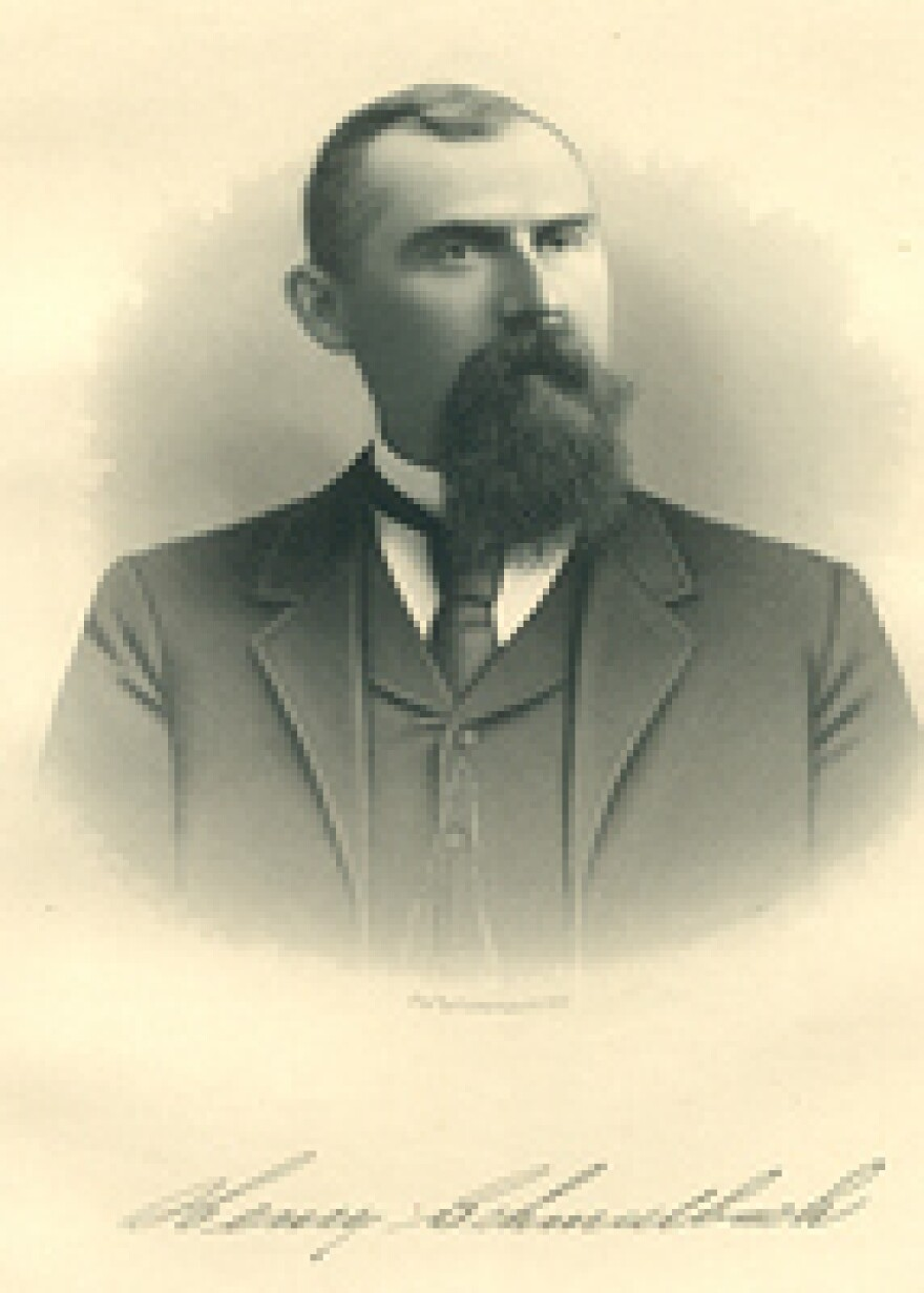 Schmulbach was one of many German immigrants who turned Wheeling into an important brewing center in the late 1800s.