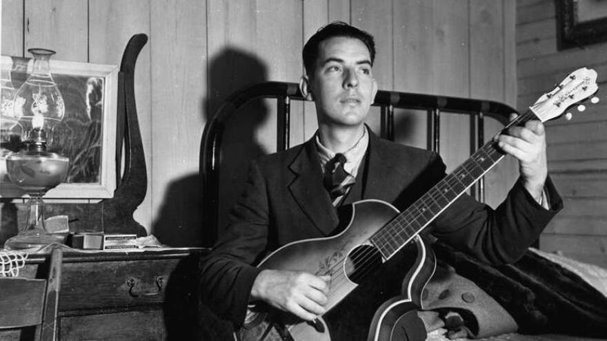 Music by guitarist Fields Ward appears in the new collection <em>Work Hard, Play Hard, Pray Hard: Hard Time, Good Time & End Time Music, 1923-1936</em>.