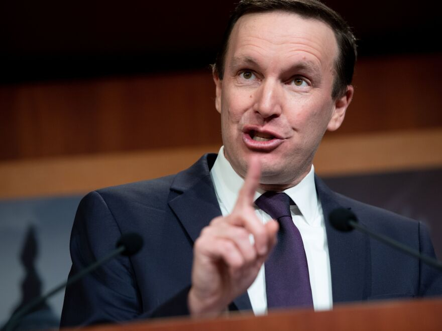 Sen. Chris Murphy, D-Conn., has proposed legislation to outlaw political tampering with the newsroom coverage produced by Voice of America, Radio Free Europe, Radio Free Asia and other U.S. government-funded broadcasters.