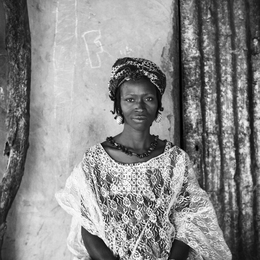Senagalese photographer Oumar Ly<strong> </strong>(1943-2016) left a legacy of more than 5,000 photographs of everyday life, many taken in his portrait studio in his rural home town of Podor.