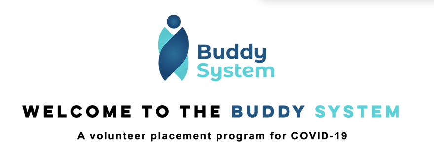 The Buddy System links at risk residents with volunteers.