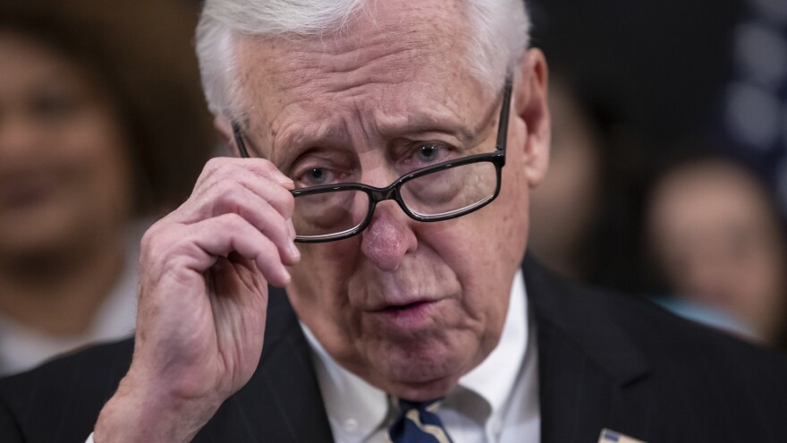 House Majority Leader Steny Hoyer, D-Md., is one of the leading supporters of a cost-of-living pay increase for lawmakers.