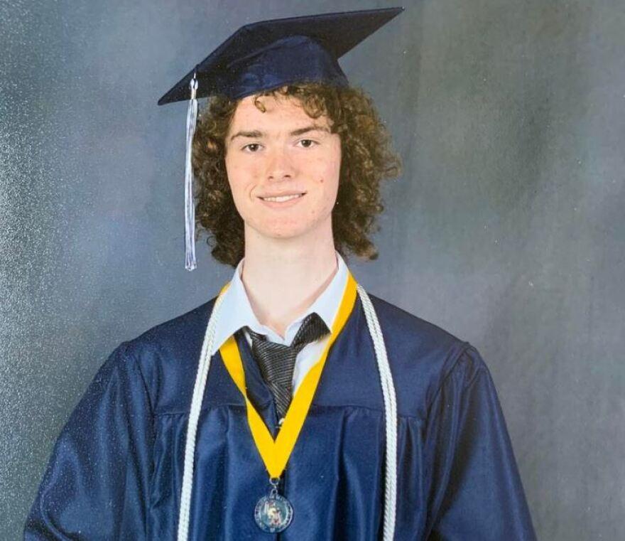 Reed Parlier, 19, of Midland, N.C.