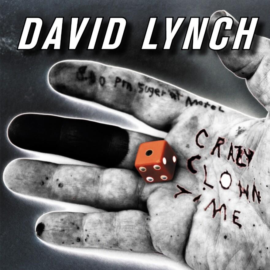 David Lynch, 'Crazy Clown Time'