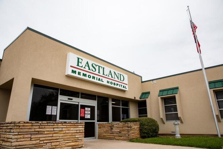 Rising coronavirus cases plus the double threats of icy roads and flu season have left administrators at Eastland Memorial Hospital preparing for a difficult four-month stretch.
