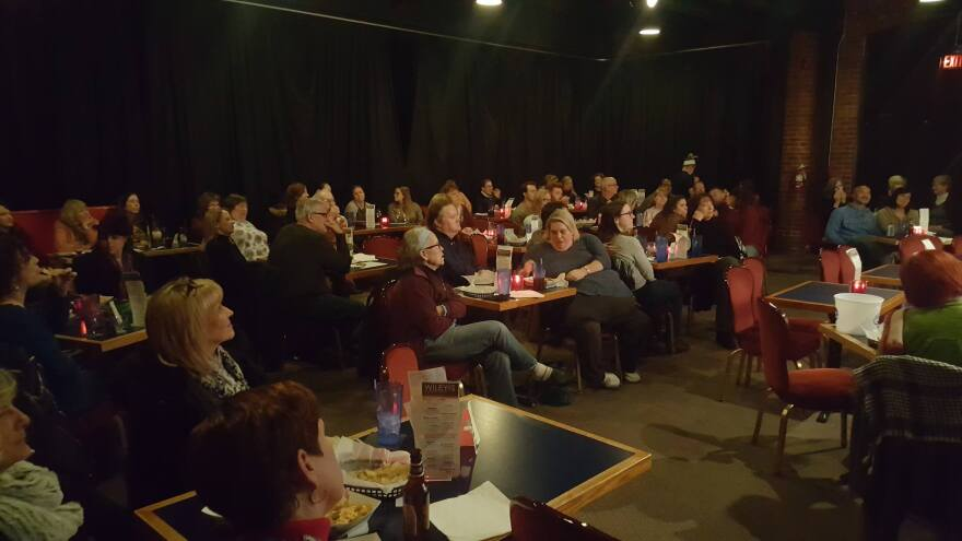 Story Slam Dayton is the third Tuesday of each month at Wiley's.