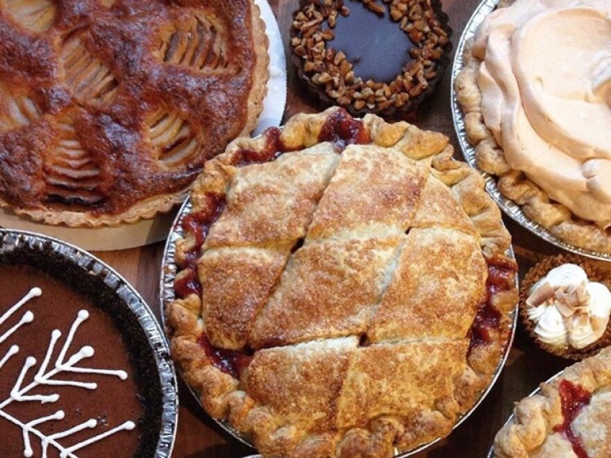 """Right now, our culture needs a lot of comfort,"" says Maura Glennon of Florence Pie Bar. ""Pie is very comforting."""
