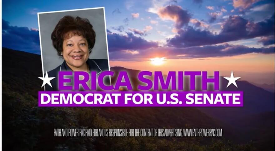 Erica Smith ad