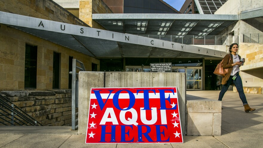 Democrats saw a major increase in voter turnout in Texas last year. Now, in the name of combating voter fraud, the Republican-controlled state legislature is looking at a new law that could increase criminal penalties for those who don't fill out voter registration forms properly.