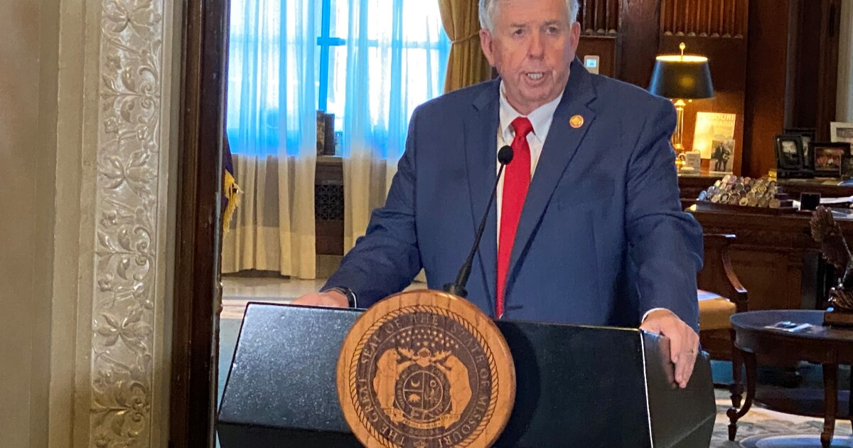 Missouri Governor Releases Names of 24 Inmates Pardoned