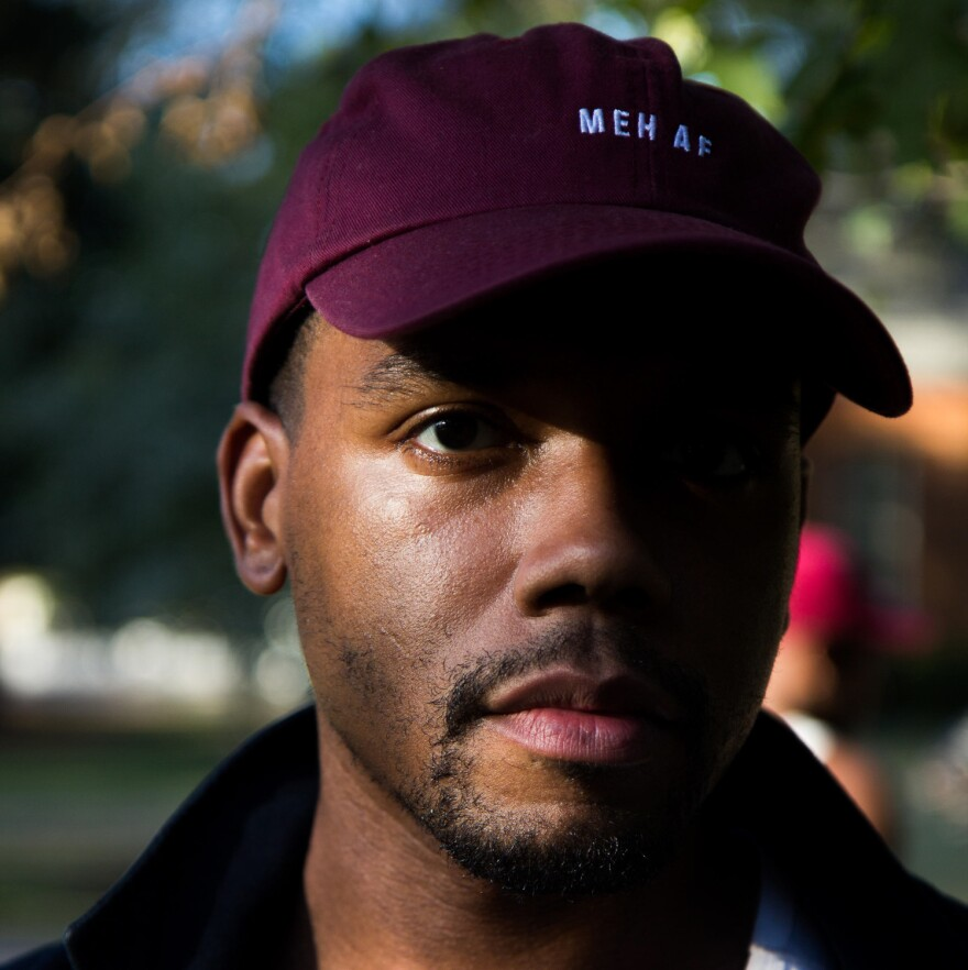Poet Justin Phillip Reed relocated to St. Louis to earn his MFA at Washington University, and the city's history hovers over his first book, which won the National Book Award.