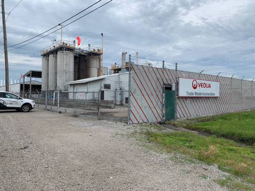 The Center for Disease Control will conduct an investigation into pollution from the Veolia North American-Trade Waste Incineration facility in Sauget.