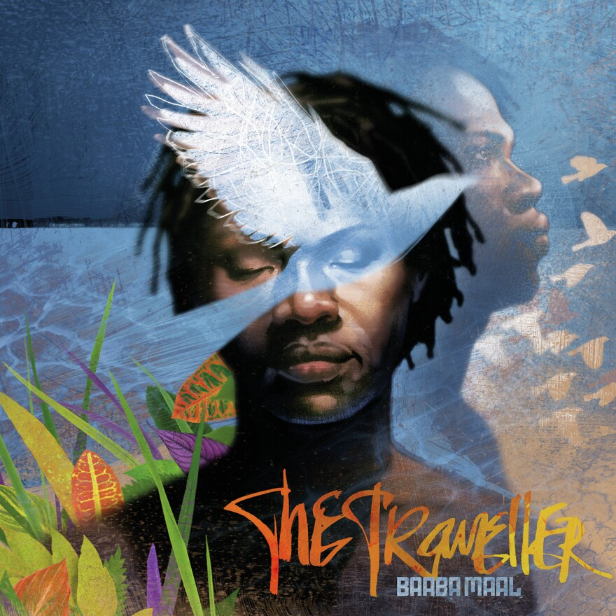 Cover for Baaba Maal, The Traveller