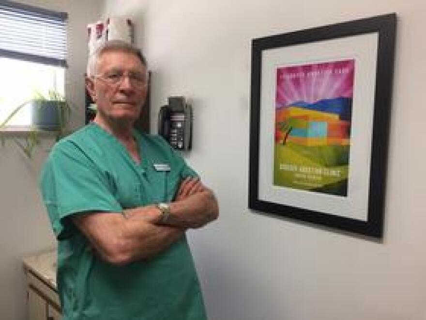 Dr. Warren Hern, Founder of the Boulder Abortion Clinic