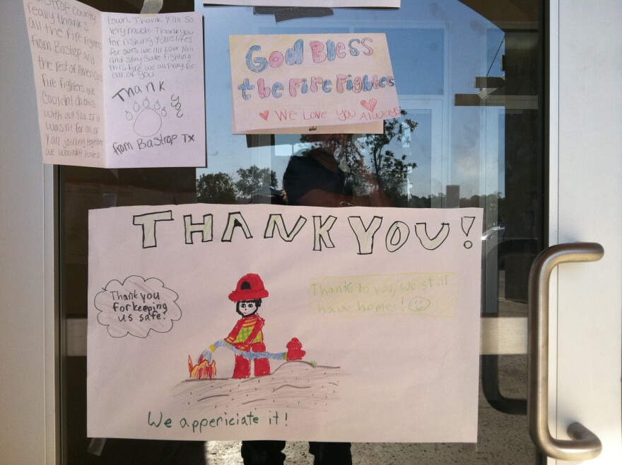 Bastrop_Convention_Center_thank_you_sign_090911__by_mose_buchele.JPG
