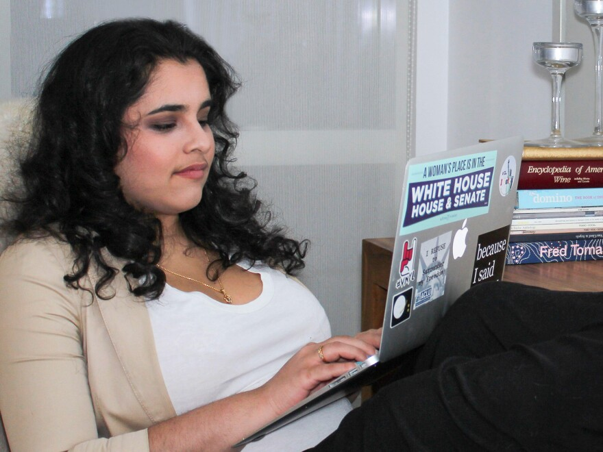 Tapping into millennials' compassion and activism might be the best way to motivate them to buy health coverage, says Aditi Juneja, a New York University law student.