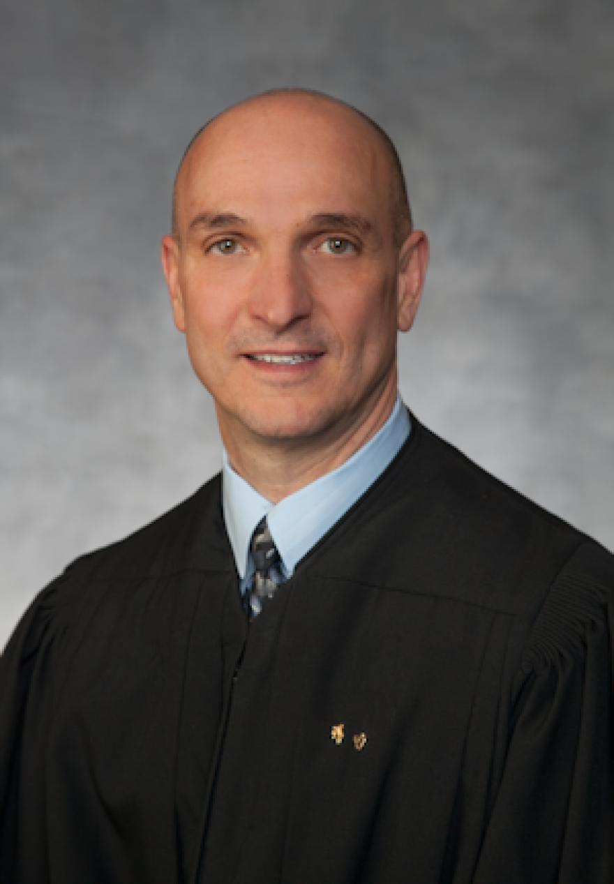 photo of Judge John J. Russo