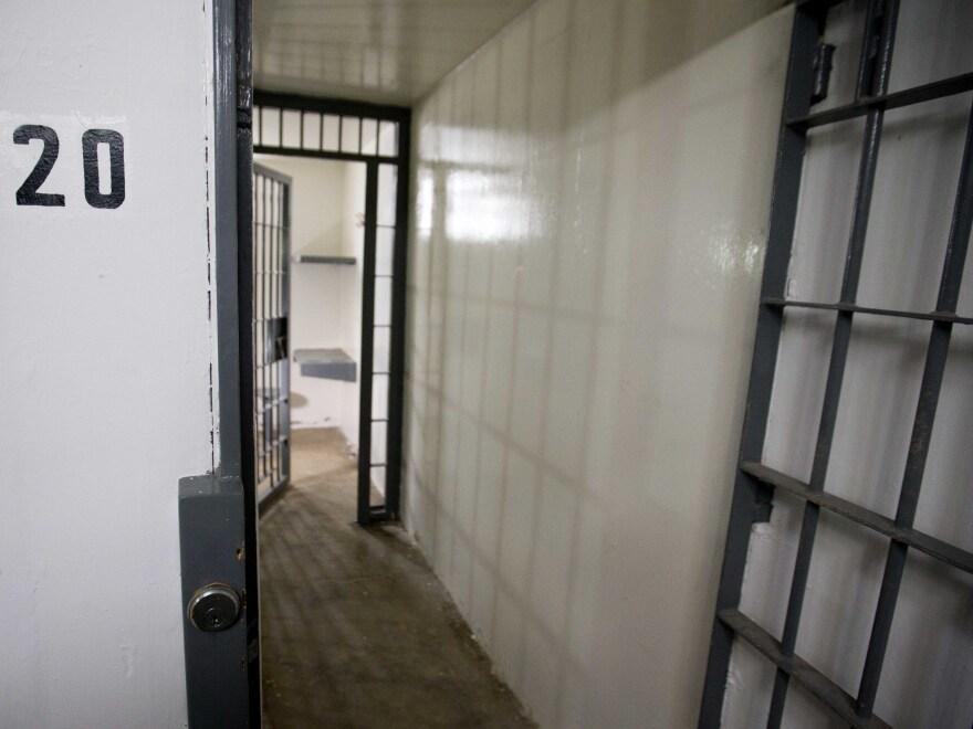 "At Mexico's Altiplano prison, cell 20 was occupied by drug lord Joaquin ""El Chapo"" Guzman. He escaped Saturday night via a tunnel in his shower stall."