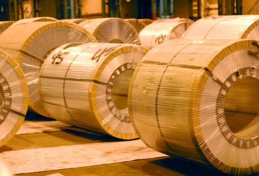ArcelorMittal's rolled steel