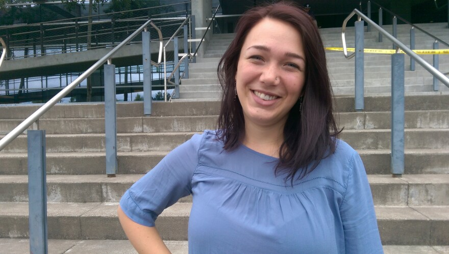 Kelsey Juliana of Eugene is one of 21 youths suing the U.S. government over climate change.