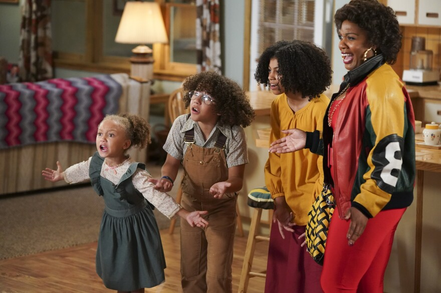In <em>Mixed-ish</em>, a spinoff of the ABC show <em>Black-ish</em>, the character Rainbow Johnson (Tracee Ellis Ross) narrates her experience growing up in a mixed-race family in the '80s.