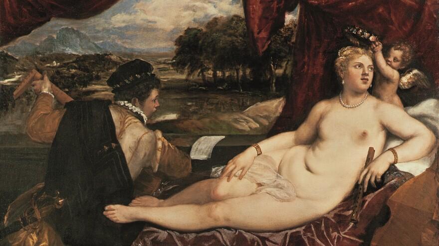 Titian's<em> Reclining Venus</em>