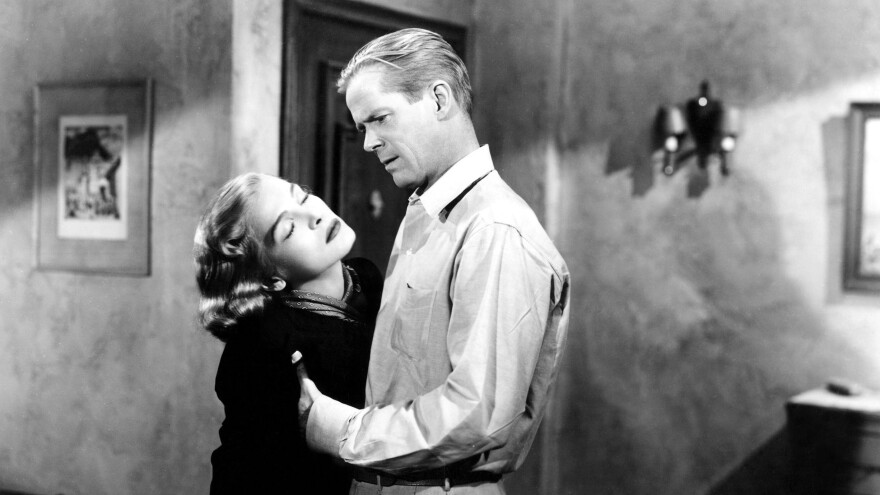 "The 1949 murder film <em>Too Late For Tears</em>, starring Lizabeth Scott and Dan Duryea, follows a woman desperate to protect a newfound fortune. It will be shown as part of Turner Classic Movies' ""Summer of Darkness"" on July 17."