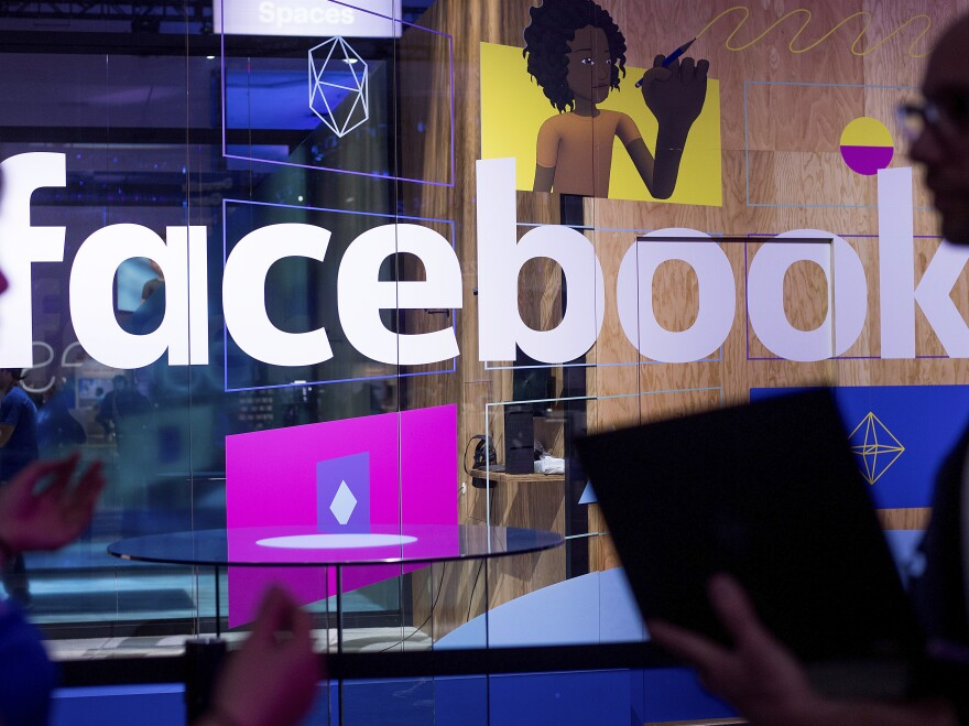The ACLU, a law firm and a labor union filed a complaint against Facebook Tuesday over what they say were job ads that excluded woman and older people.