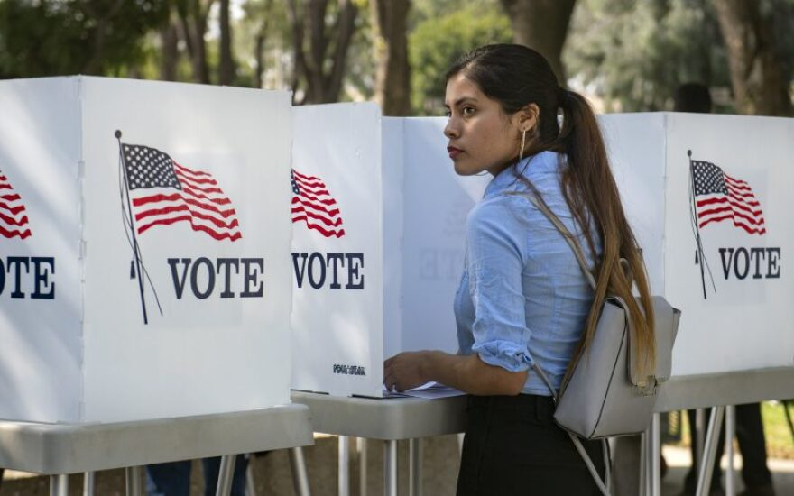 Twice as many Latino voters turned out for the 2018 midterms than did for the 2014 election.