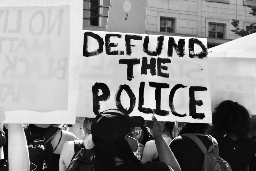 Activists across the U.S. are calling for cities to defund the police.