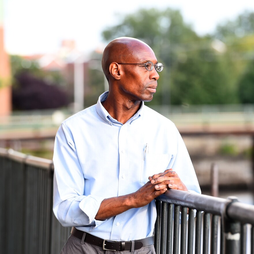 At age 17, Fred Clay was sentenced to life in prison without parole. Thirty-eight years later, his conviction was thrown out, and now he's trying to rebuild his life, and working to get compensation from the state of Massachusetts.
