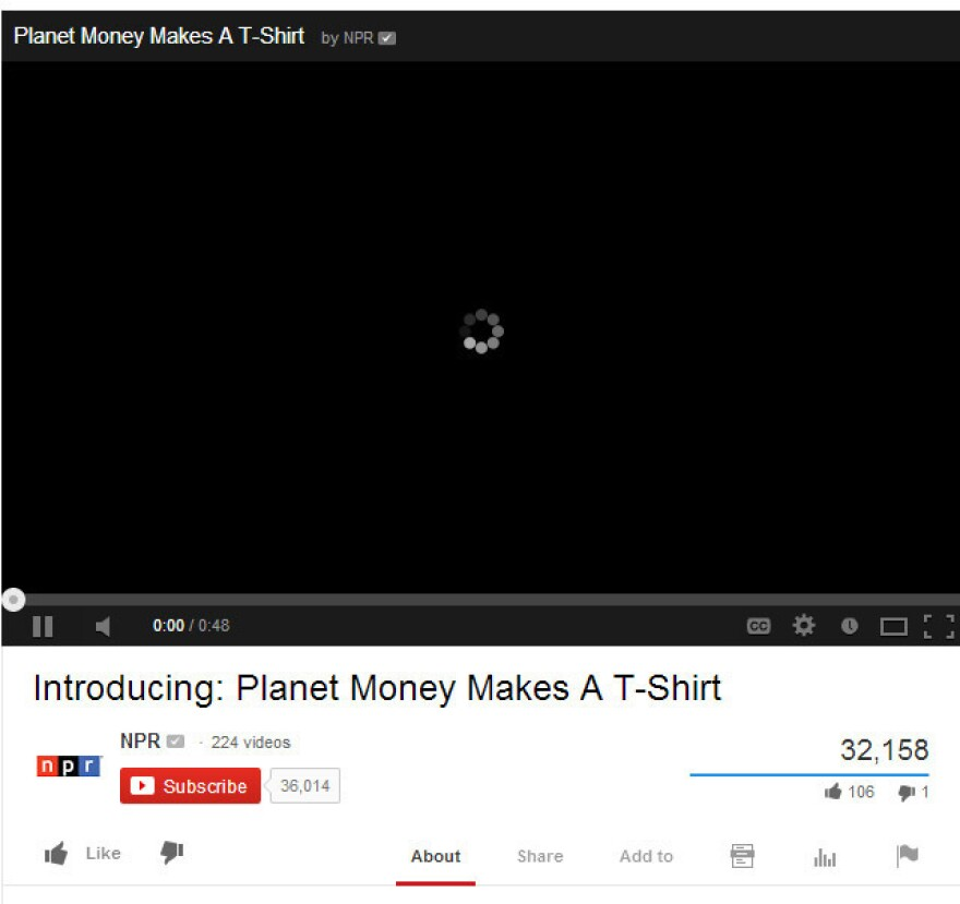 """Waiting to watch a video on YouTube? Susan Crawford recommends this Ars Technica article called """"<a href=""""http://arstechnica.com/information-technology/2013/07/why-youtube-buffers-the-secret-deals-that-make-and-break-online-video/"""">Why YouTube Buffers</a>."""""""