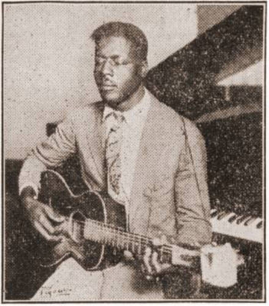 """Blind"" Willie Johnson"