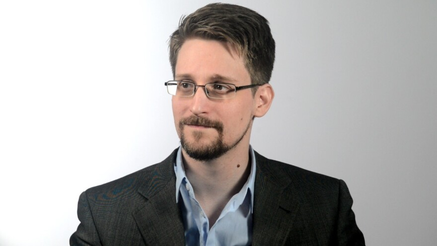 "Reflecting on his decision to go public with classified information, Edward Snowden says, ""The likeliest outcome for me, hands down, was that I'd spend the rest of my life in an orange jumpsuit, but that was a risk that I had to take."""