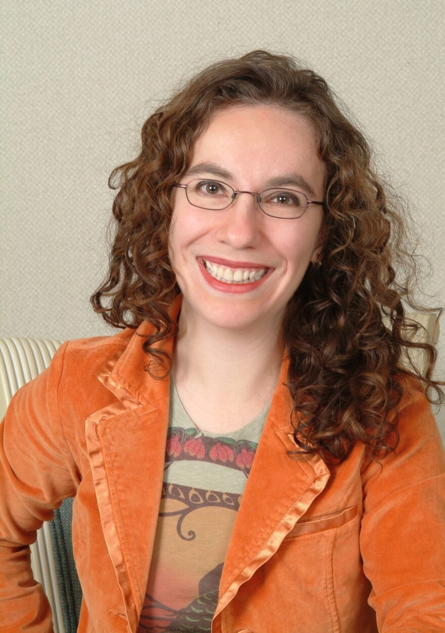 Naomi Novik says <em>Uprooted</em> was inspired by her family's history on Poland.