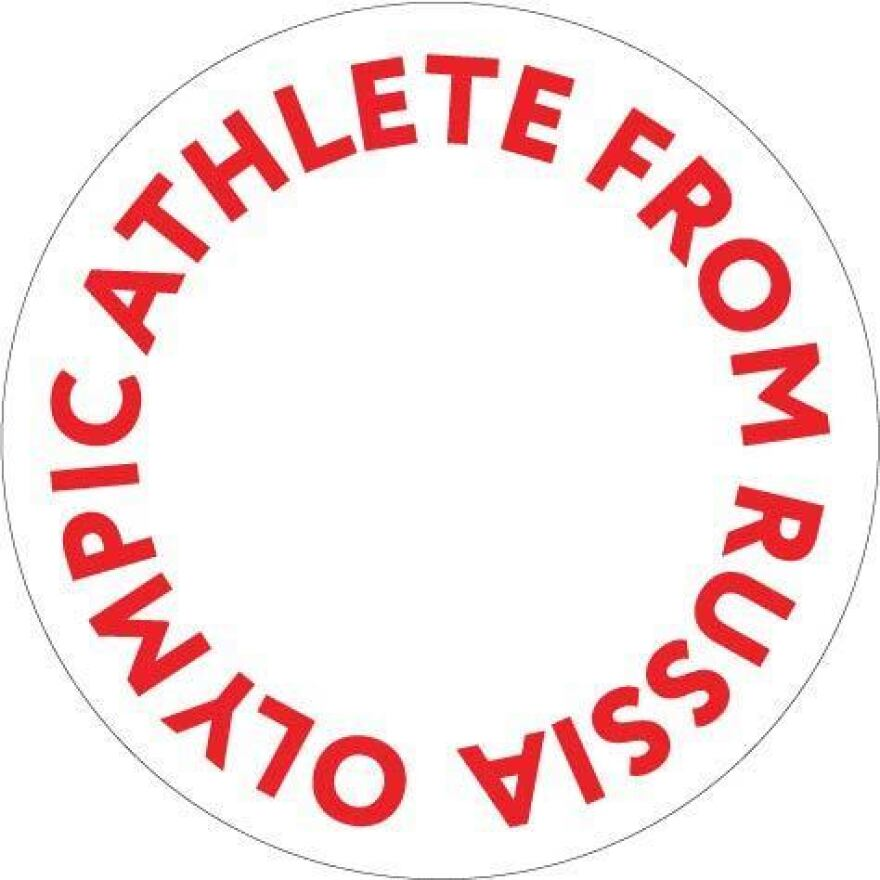 The proposed logo for Russian athletes who are permitted to compete in the Pyeongchang Winter Olympics, and other rules, are sure to create a stir at the Olympics, an event that's heavy on both symbolism and patriotism.