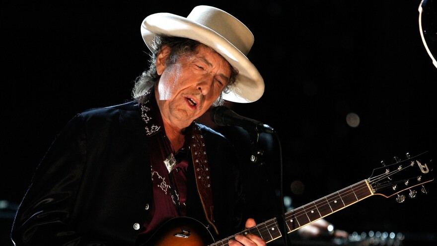 Bob Dylan's new album, <em>Rough and Rowdy Ways</em>, comes out June 19.
