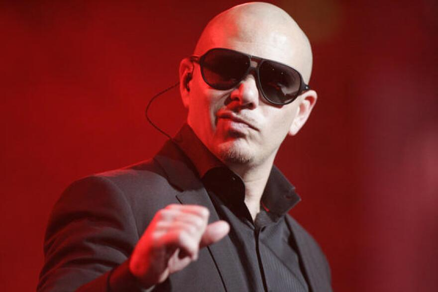 Miami rapper Pitbull