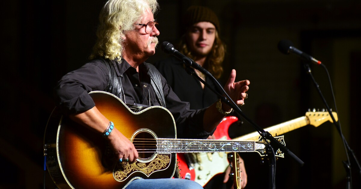 From 2012: Arlo Guthrie & Boys Night Out, Paul Thorn, Michael Cerveris, and Delta Rae