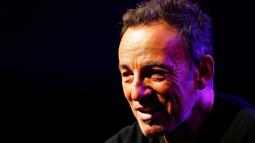 In his new memoir, <em>Born To Run,</em> Bruce Springsteen reflects on how home, roots and family helped shape him and his music.