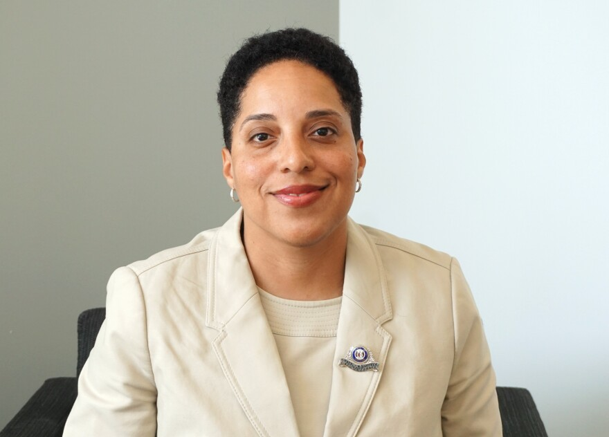Kim Gardner began serving as the city's top prosecutor in January 2017.