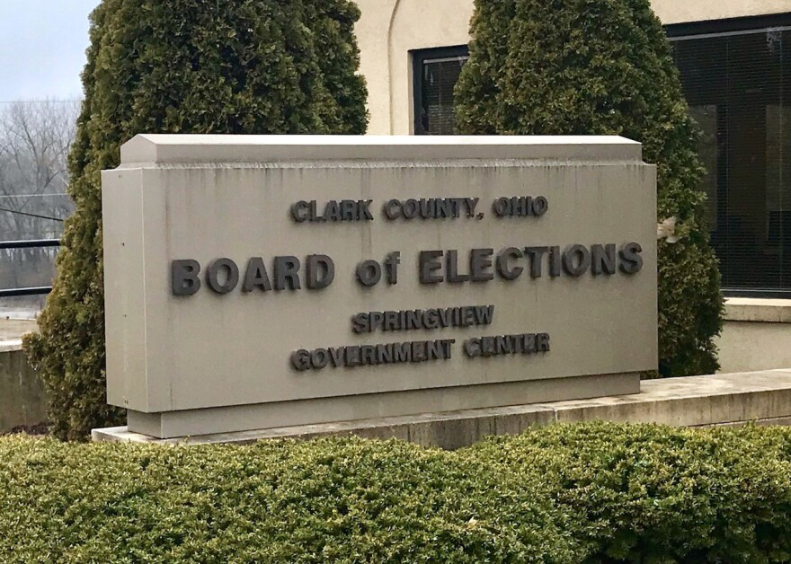 Counties throughout the Miami Valley are having to find new polling places for the upcoming election.