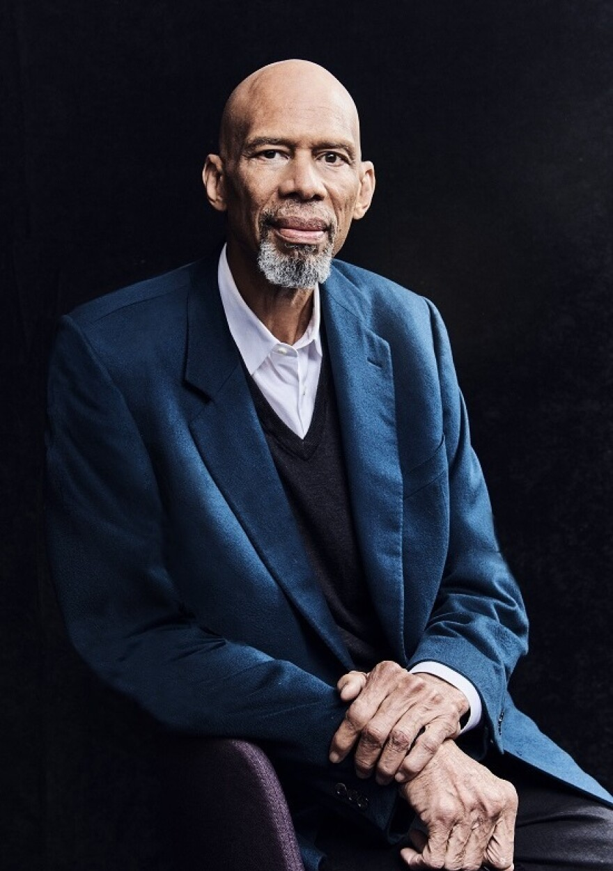 Kareem Abdul-Jabbar is the executive producer of <em>Black Patriots.</em>