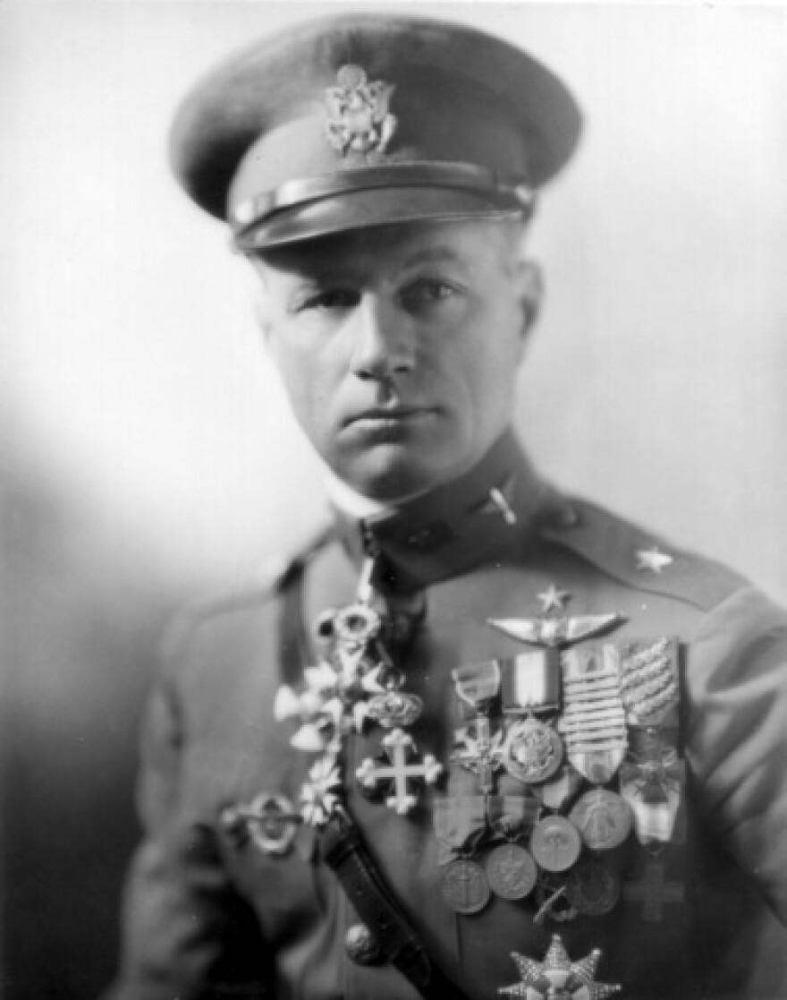 """Brigadier General William """"Billy"""" Mitchell"""